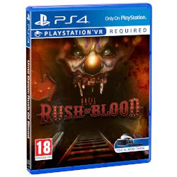 Sony Rush of Blood VR Playstation 4