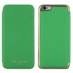 Θήκη TED BAKER Book Cover για iPhone 6/6s Mid Green