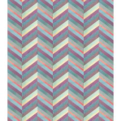 Χαρτί Decoupage Chevron Brights 3 τμχ