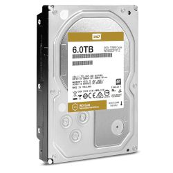 WD Gold Datacenter HDD 6TB