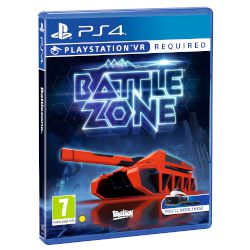 Sony Battlezone VR Playstation 4