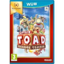 Nintendo Captain Toad Treasure  Tracker Selects Wii