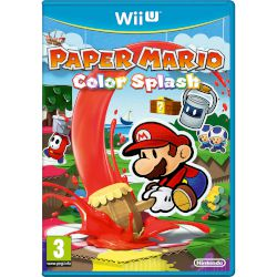 Nintendo Paper Mario: Color Splash Wii U
