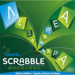 Mattel Scrabble Travel