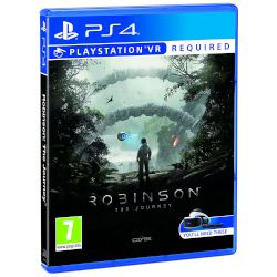 Sony Robinson : The Journey VR Playstation 4