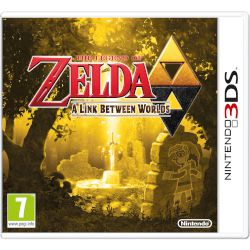 Nintendo The Legend Of Zelda Zelda A Link Between Worlds 3DS
