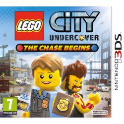 Nintendo Lego City Undercover The Chase Begins 3DS