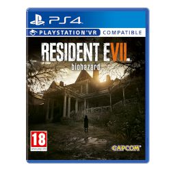 Capcom Resident Evil 7  Biohazard Playstation 4