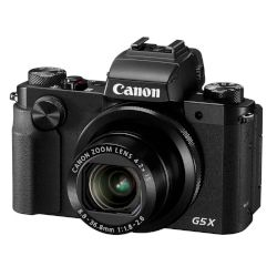 Canon Digital Camera Powershot  G5 X Μαύρο