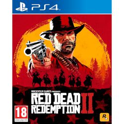 Take2 Interactive Red Dead Redemption 2 Playstation 4