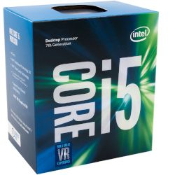 Intel CPU Core i5 7400 (1151/3.00 GHz/6 MB)