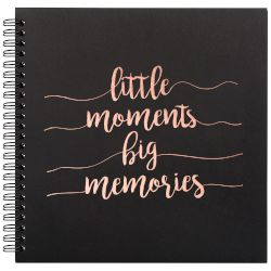 Sentio Άλμπουμ Scrapbooking Little Moments, Big Memories
