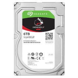 Seagate Ironwolf NAS HDD 6TB