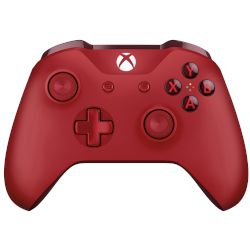 Microsoft Xbox One Controller Red