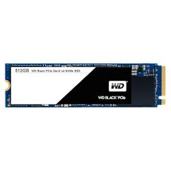 WD SSD Black M2 512GB