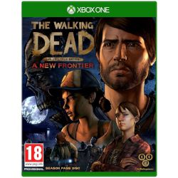 Tell Tale The Walking Dead :  A New Frontier season 3 Xbox One