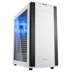 Sharkoon M25-W White Midi Tower