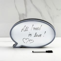 Sentio Speech Bubble Light Box