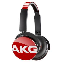 AKG Headphones AKG Y50 Κοκκινο
