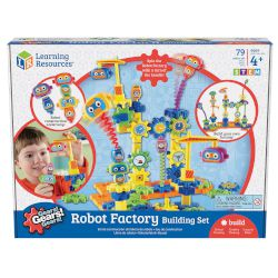 LEARNING RESOURCES Gears Robot