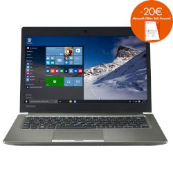 Toshiba Portege Z30t-C-133 Laptop (Core i7 6500U/16 GB/512 GB/HD Graphics)