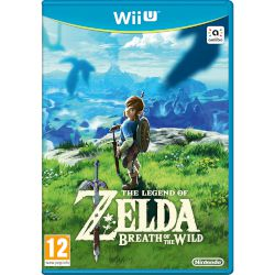 Nintendo The Legend Of Zelda :  Breath Of The Wild Wii U