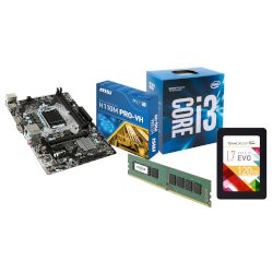 "Turbo-X Upgrade Kit ""Intel i3 Complete"""