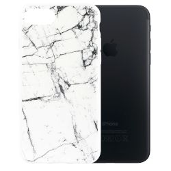 Θήκη Sentio Back Cover για iPhone 8/7/6/6s Marble