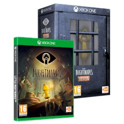 Namco Little Nightmares Six Edition Xbox One