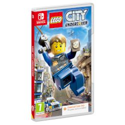 Warner Lego City  Undercover Nintendo Switch