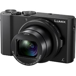 Panasonic Digital Camera Lumix  DMC-LX15 Black