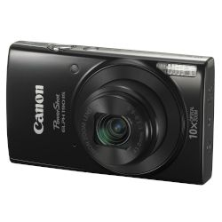 Canon Digital Camera IXUS 190 Black