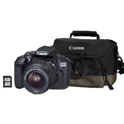 Canon DSLR EOS 1300D EF-S 18-55mm IS Value Up Kit Μαύρο