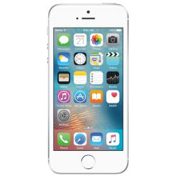 Apple iPhone SE 32GB Silver 4G+ Smartphone