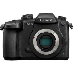 Panasonic Digital Camera DC-GH5EG-K Body