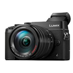 Panasonic Panasonic Lumix GX80 Kit 14-140mm Black