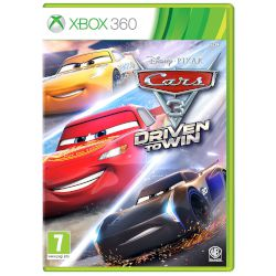 Warner XBOX 360Warner,Cars 3:Race To Win, X BOX 360