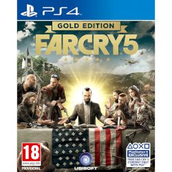 Ubisoft Far Cry 5 Gold Edition Playstation 4