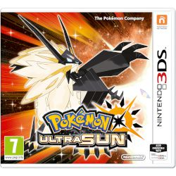 Nintendo Pokemon Ultra Sun Nintendo DS
