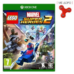 Warner Lego Marvel Super Heroes 2 Xbox One