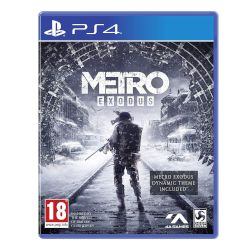 Deep Silver Metro Exodus Playstation 4