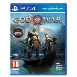 Sony God Of War Playstation 4
