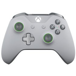 Microsoft Xbox One Wireless Controller Grey/Green