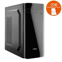 Turbo-X Sphere SK35 Desktop (Intel Pentium G4400/4 GB/1 TB HDD//Intel HD 510)