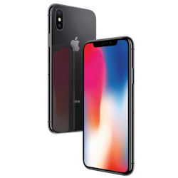 Apple iPhone X 256GB Space Grey 4G+ Smartphone