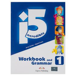 Incredible 5 1 Workbook & Grammar with Digibook App) (International)