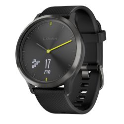 Garmin Vivomove HR Sport Μαύρο