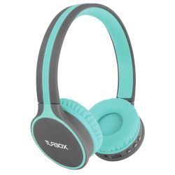 Headphones Bluetooth 4.1 Turbo-X Habit Mint