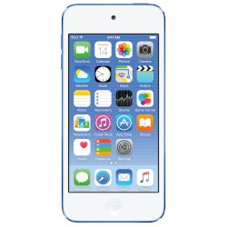 Apple iPod touch 128 GB Μπλε