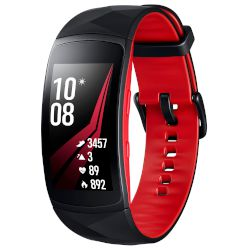 Samsung Smartband Gear Fit 2 PRO RED small